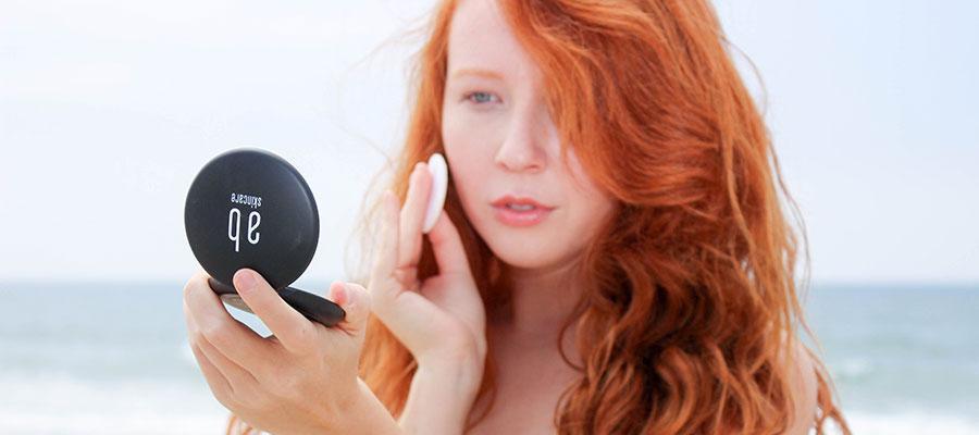 女人护肤保养-保持美好形象