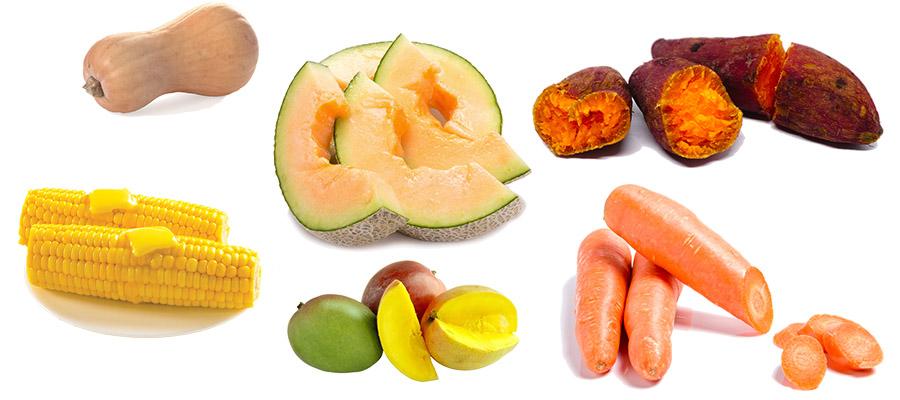 天然护肤方法-蔬菜有美容效果